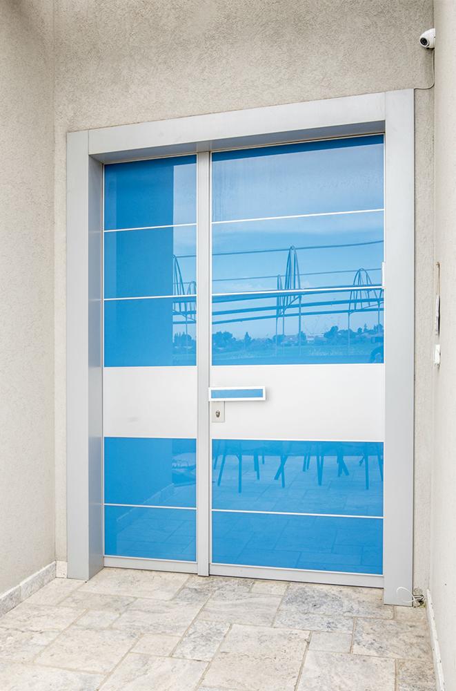 עידן דלתות - IDAN DOORS - פרויקט משפחת בן חמו