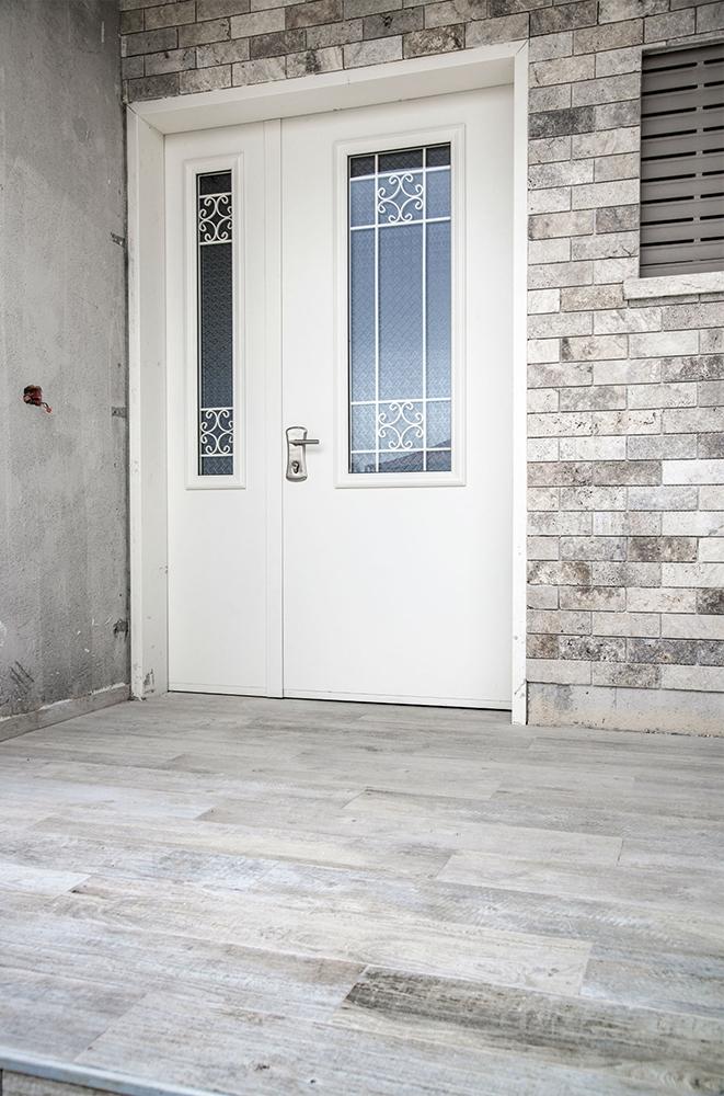 עידן דלתות - IDAN DOORS - פרויקט משפחת סבן