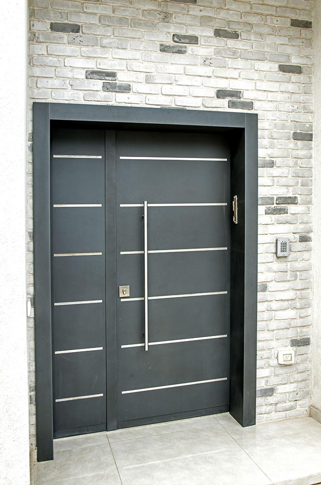 עידן דלתות - IDAN DOORS - פרויקט משפחת כלפא