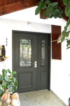 עידן דלתות - IDAN DOORS - פרויקט משפחת דנון - דלת ראשית