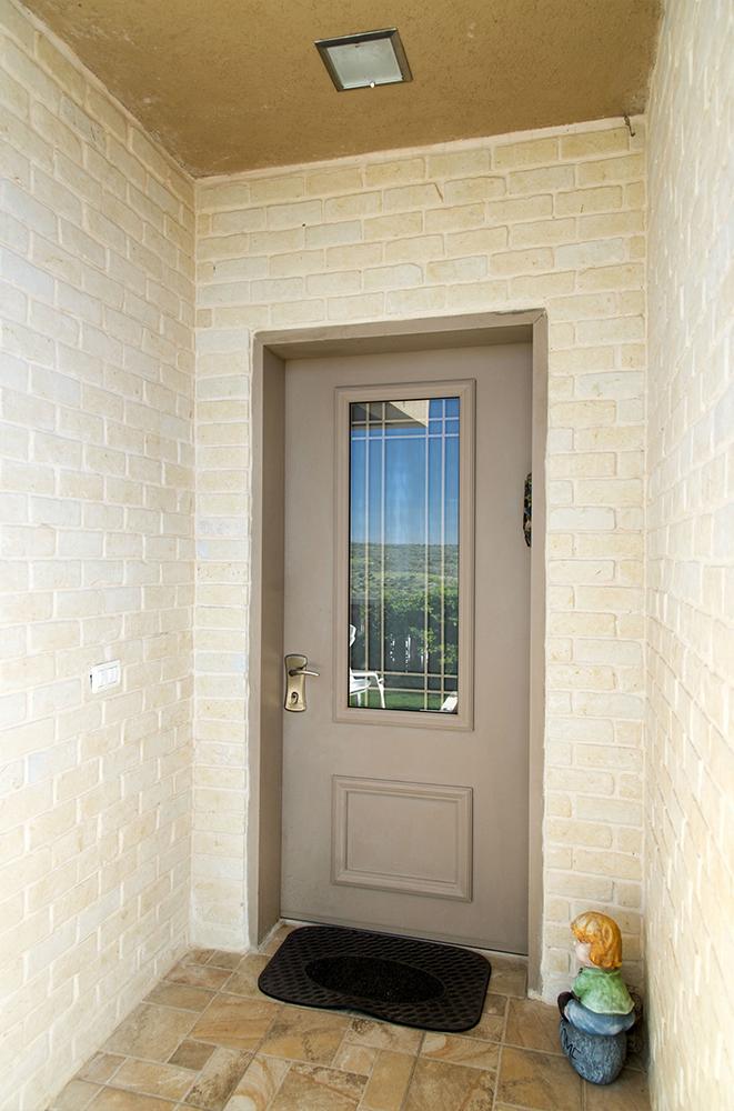 עידן דלתות - IDAN DOORS - פרויקט משפחת מורד - דלת ראשית