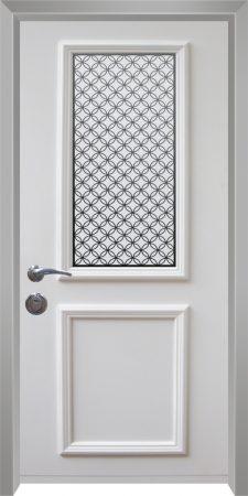 עידן דלתות - IDAN DOORS - עיצוב אישי - פנורמי - לבן