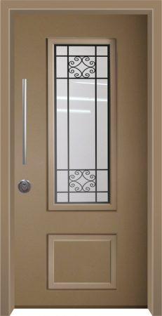 עידן דלתות - IDAN DOORS - עיצוב אישי - פנורמי - בז'