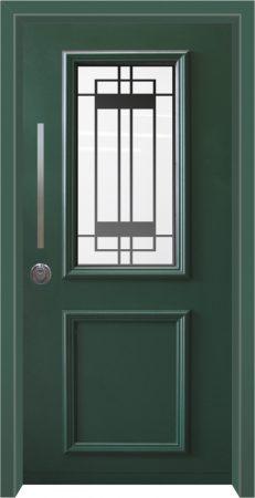 עידן דלתות - IDAN DOORS - עיצוב אישי - פנורמי - ירוק
